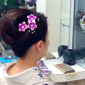 和装髪セット