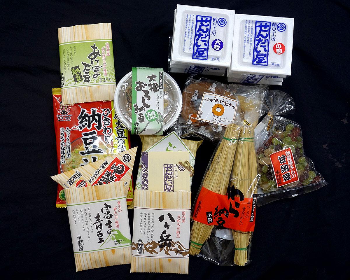 高円寺の納豆屋さん
