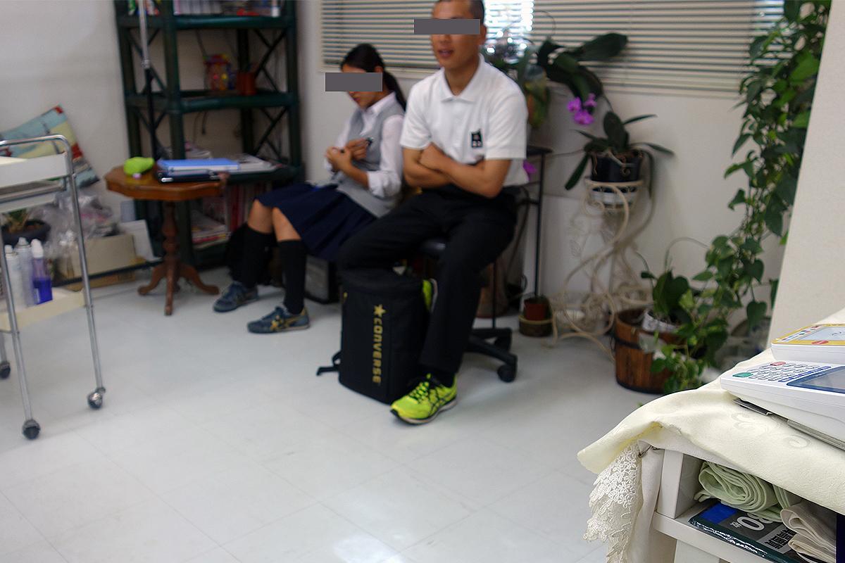 高円寺中学体験学習生