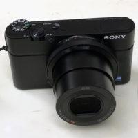 ソニーDSC-R100